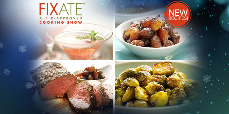 Announcing the FIXATE Holiday Special