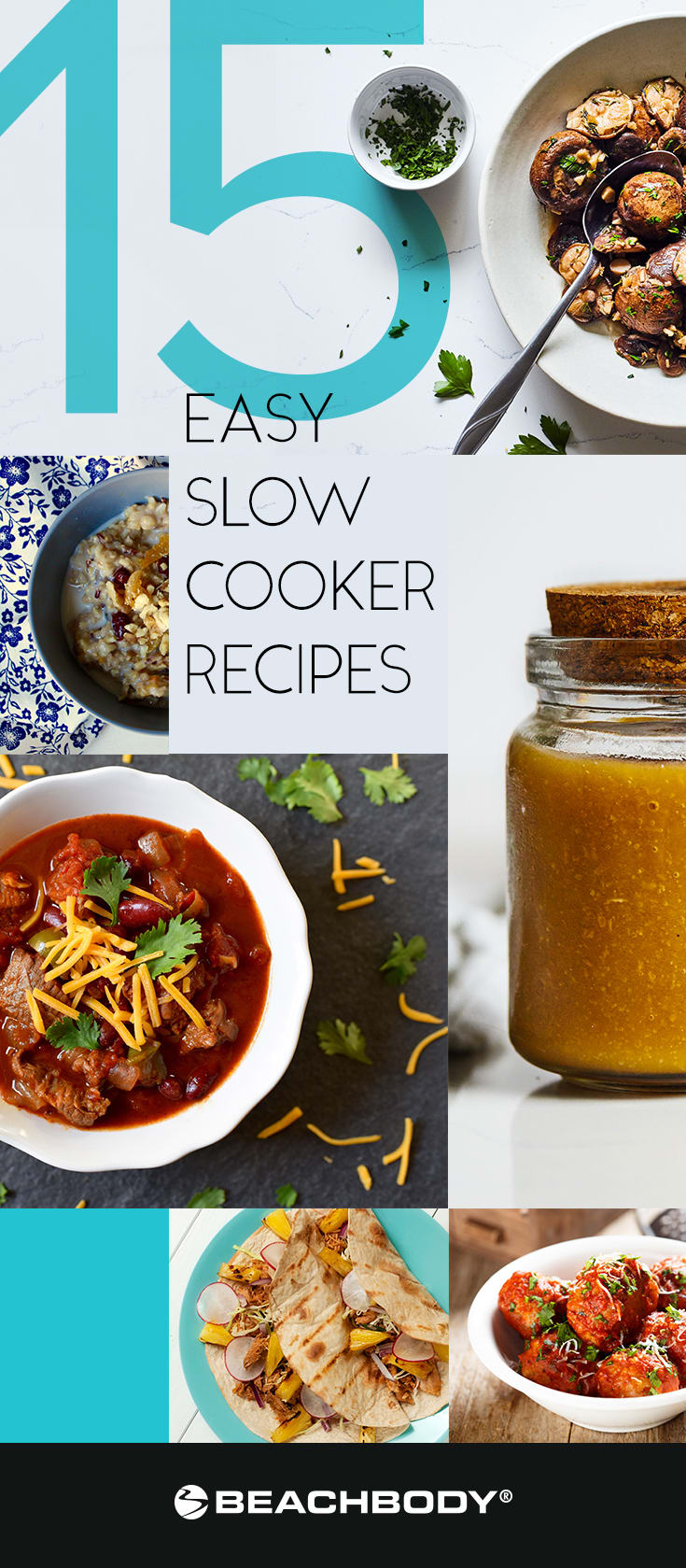 15 Easy Slow Cooker Recipes