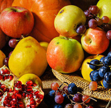 18 Delicious Fall Fruits and Vegetables