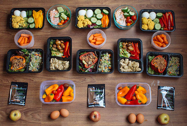 21 Day Fix Meal Prep for the 1,500-1,800 Calorie Level | BeachbodyBlog.com