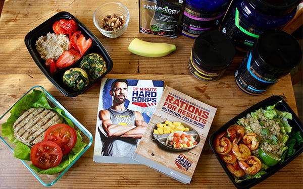 22 minute hard corps rations for results pdf