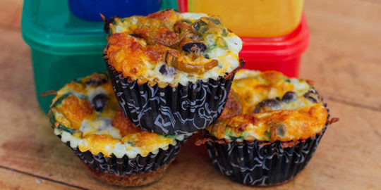 3 Easy 21 Day Fix Egg Cup Recipes