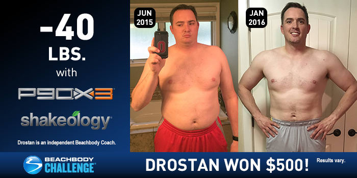 P90X3 Results: This Dad Lost 40 Pounds in Just 30 Minutes a Day!