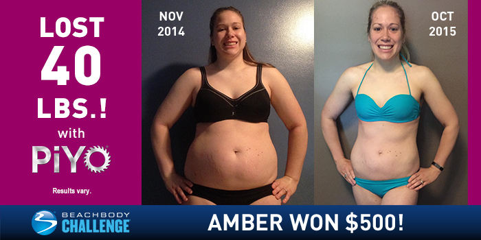 This Busy Mom of Three Lost 40 Pounds with PiYo