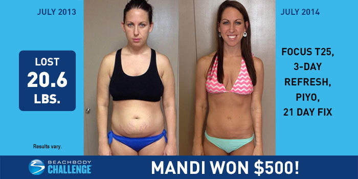 Beachbody Results: This Mom Lost Over 20 Pounds! | The