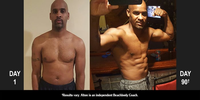 Body Beast Results: Alton Got Ripped in 90 Days!
