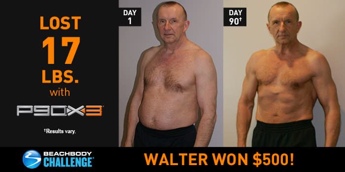 P90X3 Results: This 56-Year-Old Lost 17 Pounds in 90 Days!