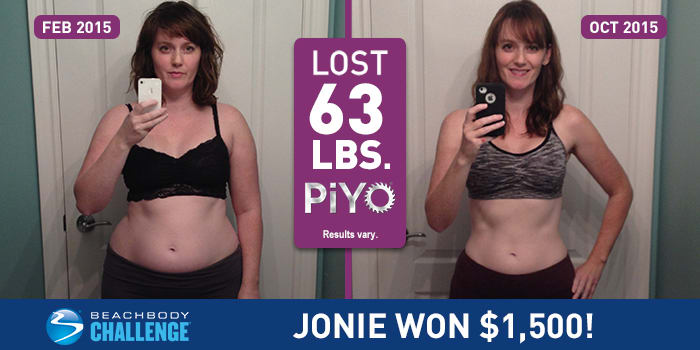 PiYo Results: This Mom Lost 63 Pounds and Won $1,500!
