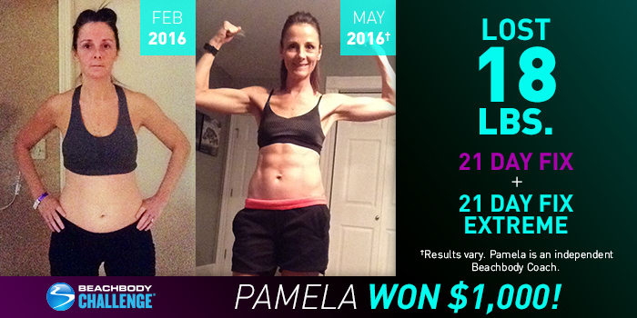 21 Day Fix Results: This Working Mom Lost 18 Pounds in 3