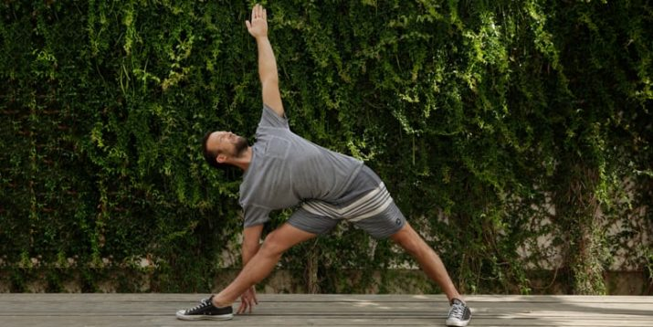 5 Standing Yoga Poses for Core Strength | The Beachbody Blog