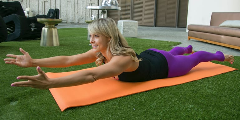 6 Yoga Poses For a Better Butt