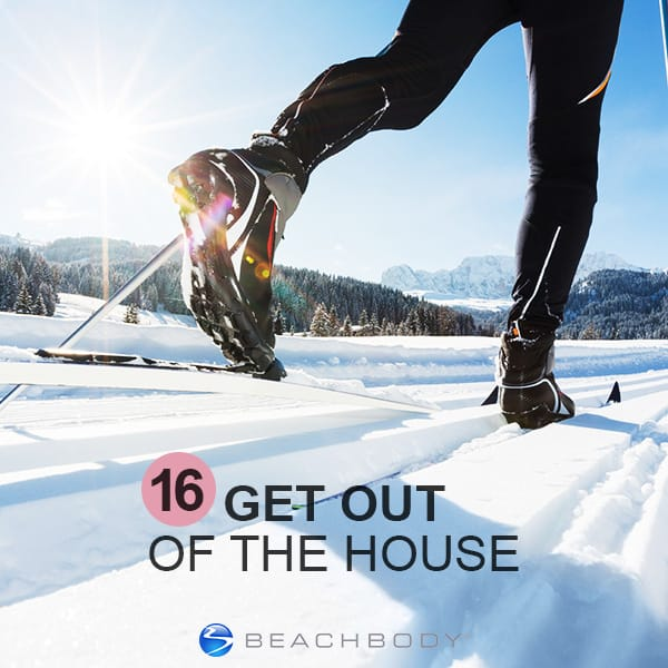 Day 16: Get out of the House