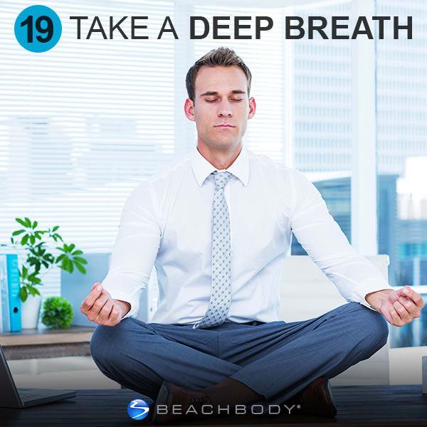 Day  19: Take a Deep Breath