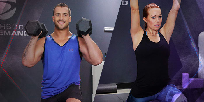 Only on Beachbody On Demand, Two New Workouts That'll Keep You Coming Back for More