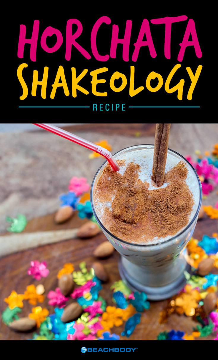 Horchata Shakeology