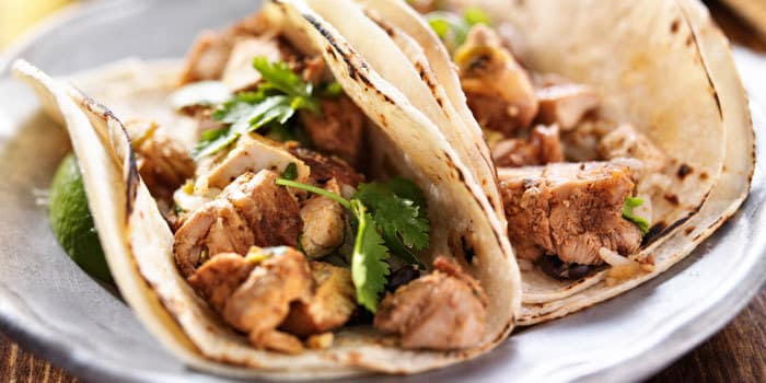 Chicken tacos recipe 248 calories the beachbody blog forumfinder Images