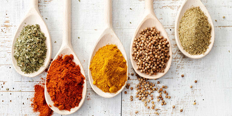 8 Essential Spices to Keep in Your Pantry