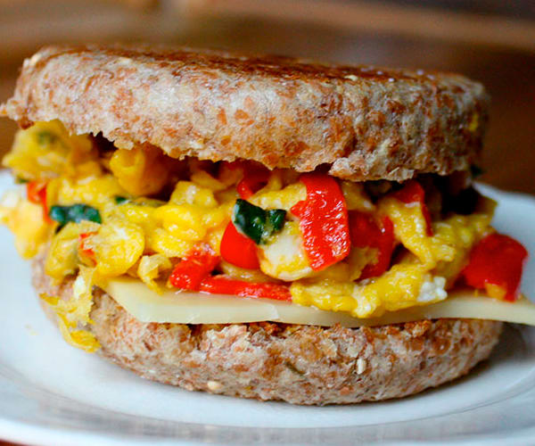 9 Healthier Breakfast Recipe Makeovers Under 350 Calories