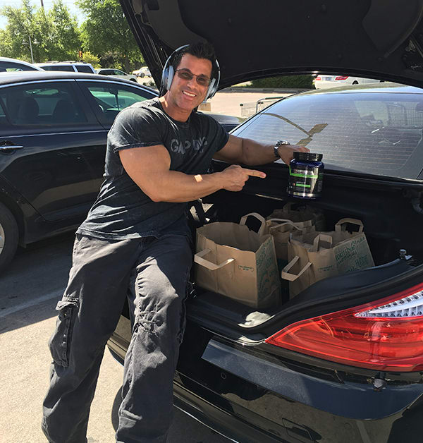 A Day in the Life of Sagi Kalev BBP | BeachbodyBlog.com