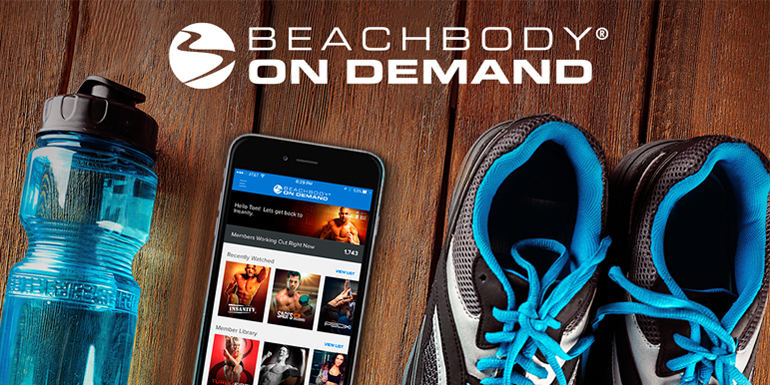 How to Access Your Favorite Workouts on the Beachbody On Demand App