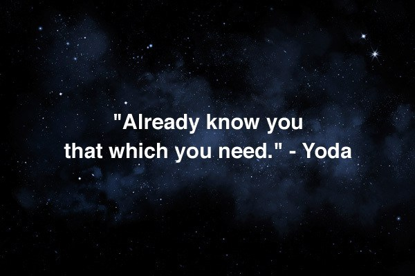 Star Wars Inspirational Quotes 10 of the Most Inspiring Quotes from Star Wars | The Beachbody Blog Star Wars Inspirational Quotes