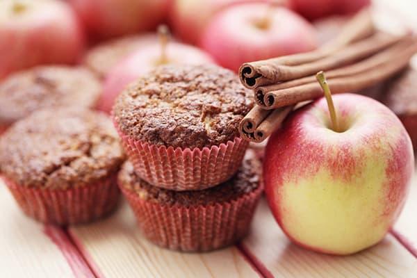 Apple Harvest Muffins