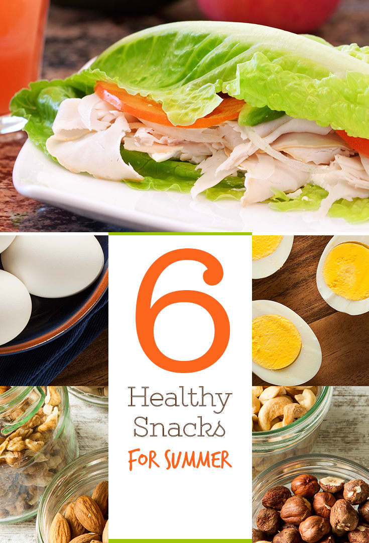 Eat Clean This Summer With These 6 Snacks | BeachbodyBlog.com