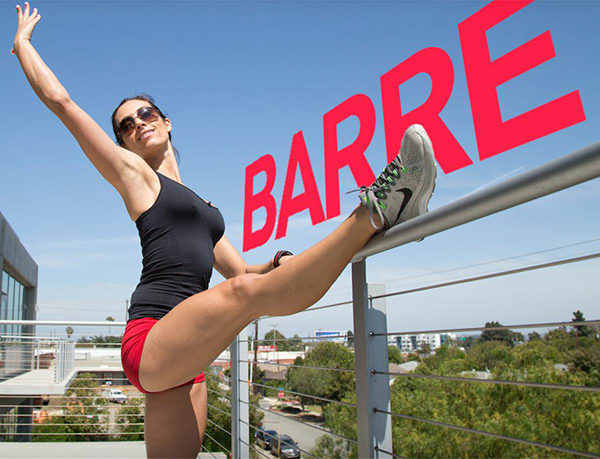 Autumn Calabrese's Lower Body Barre Workout