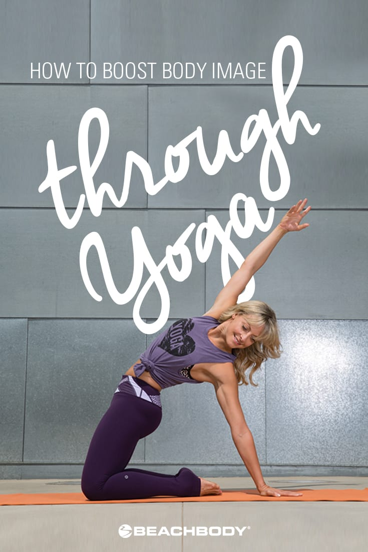 How to Boost Body Image Through Yoga