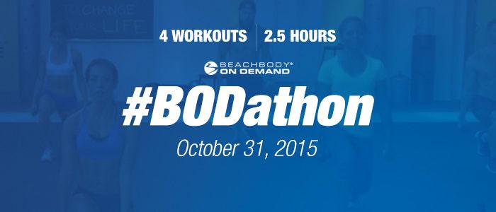 Go Big with the BODathon   The Beachbody Blog