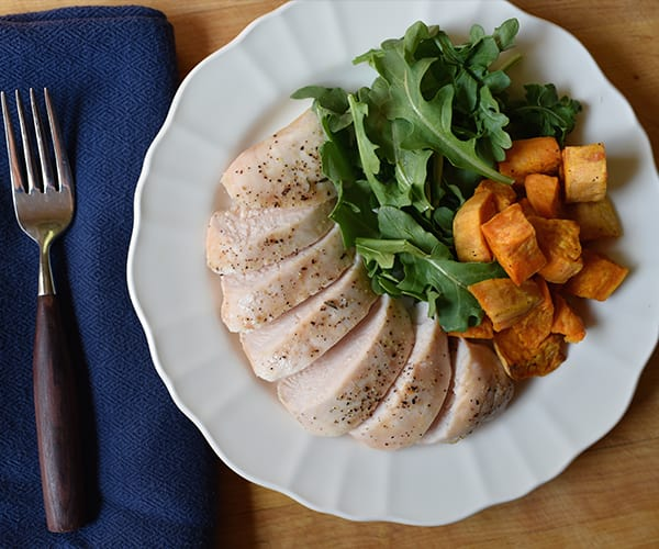 How to Bake Chicken Breasts Recipe | BeachbodyBlog.com