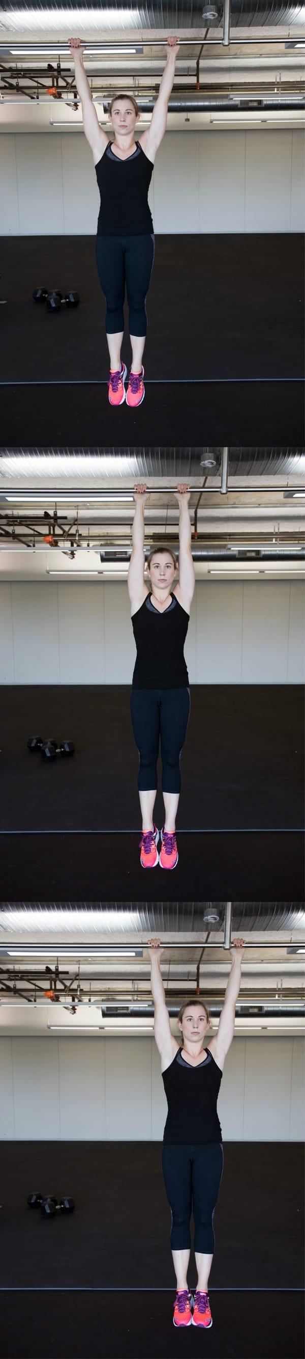 Get Arms Like A Gymnast With These 4 Exercises The