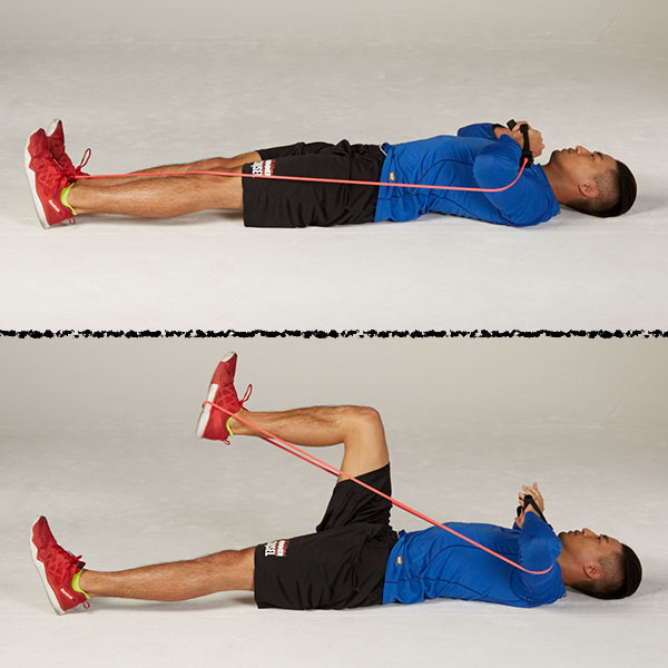 Basic Exercises for Knee Pain That Will Protect and Stabilize leg press