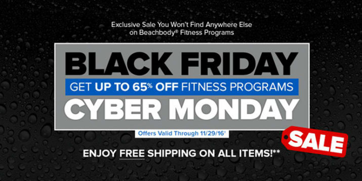 Save Up to 78% with Beachbody's Black Friday Deals!