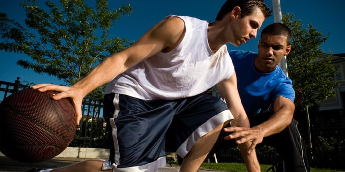 These exercises will improve your basketball game get you better at basketball