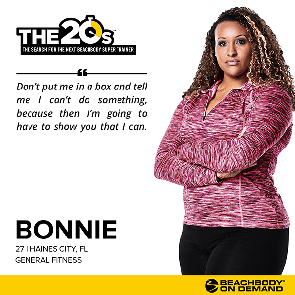 Beachbody On Demand The 20s Bonnie | BeachbodyBlog.com