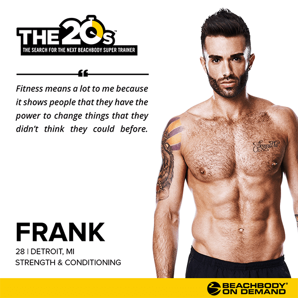 Beachbody On Demand The 20s Frank | BeachbodyBlog.com