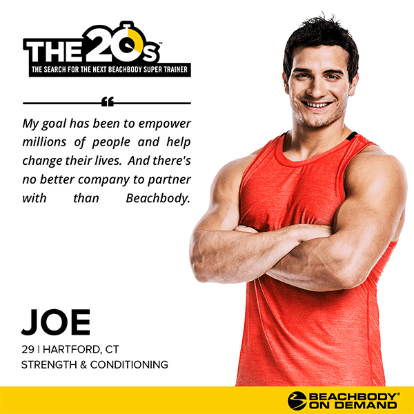 Beachbody On Demand The 20s Joe | BeachbodyBlog.com