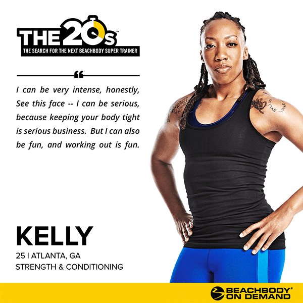Beachbody On Demand The 20s Kelly | BeachbodyBlog.com