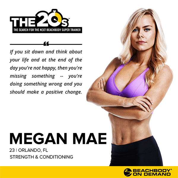 Beachbody On Demand The 20s Megan Mae | BeachbodyBlog.com