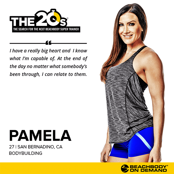 Beachbody On Demand The 20s Pamela | BeachbodyBlog.com