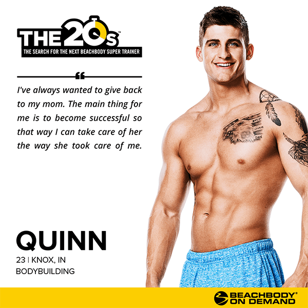 Beachbody On Demand The 20s Quinn | BeachbodyBlog.com