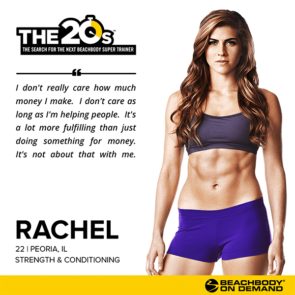 Beachbody On Demand The 20s Rachel | BeachbodyBlog.com