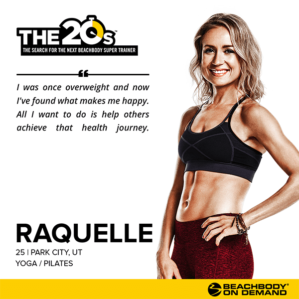 Beachbody On Demand The 20s Raquelle | BeachbodyBlog.com