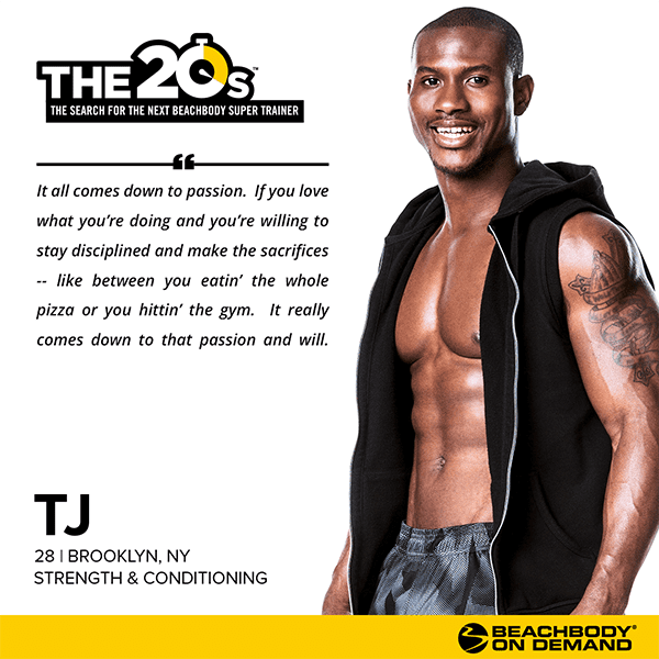 Beachbody On Demand The 20s TJ | BeachbodyBlog.com