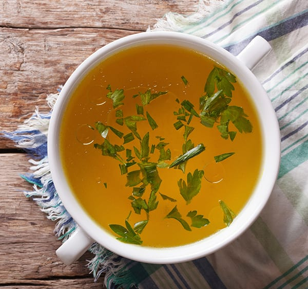 Easy Slow Cooker Recipes: Beef Bone Broth
