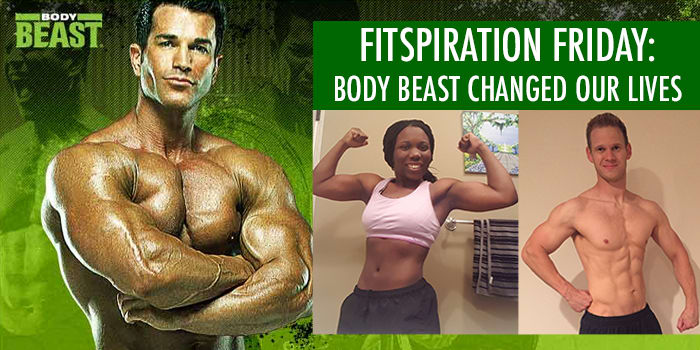 Body Beast Changed Our Lives