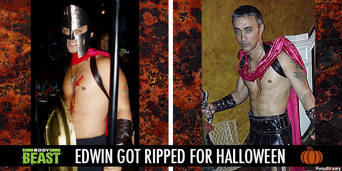 Fitspiration Friday: I Was a Halloween Hit!