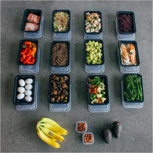Buffet Style Meal Prep | BeachbodyBlog.com