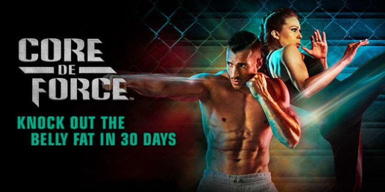 Now Available: CORE DE FORCE